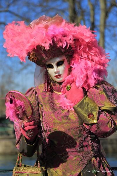 Jean Paul MUGNIER - Carnaval Vénitien Annecy 2017 - 00033