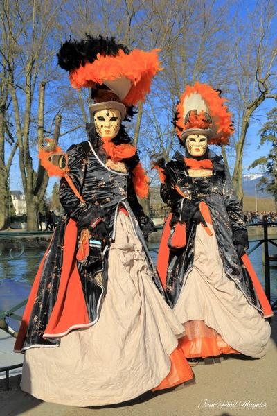 Jean Paul MUGNIER - Carnaval Vénitien Annecy 2017 - 00034