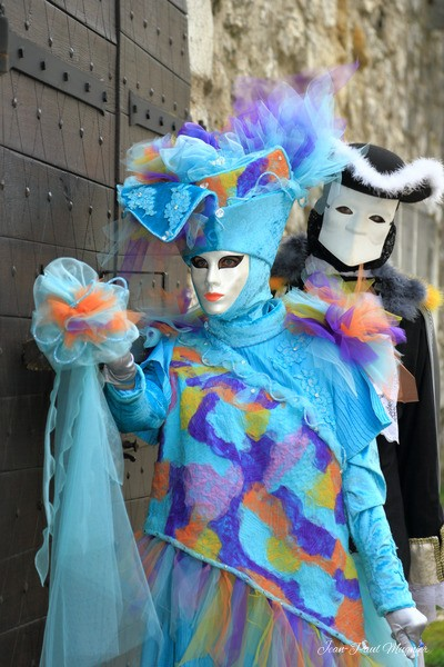 Jean Paul MUGNIER - Carnaval Vénitien Annecy 2017 - 00040