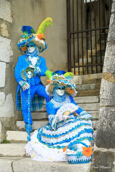 Jean Paul MUGNIER - Carnaval Vénitien Annecy 2017 - 00041