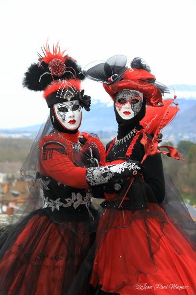 Jean Paul MUGNIER - Carnaval Vénitien Annecy 2017 - 00045