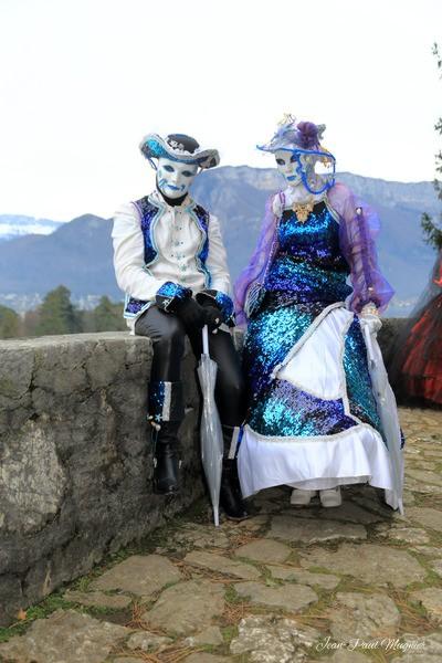 Jean Paul MUGNIER - Carnaval Vénitien Annecy 2017 - 00046