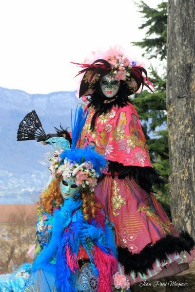 Jean Paul MUGNIER - Carnaval Vénitien Annecy 2017 - 00047