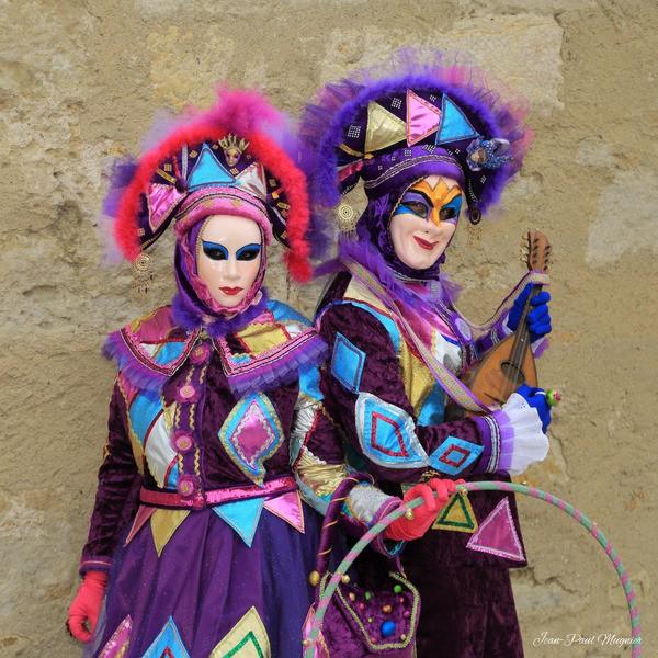 Jean Paul MUGNIER - Carnaval Vénitien Annecy 2017 - 00049
