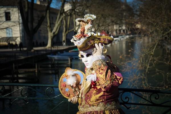 Joseph ESSEUL - Carnaval Vénitien Annecy 2017 - 00031