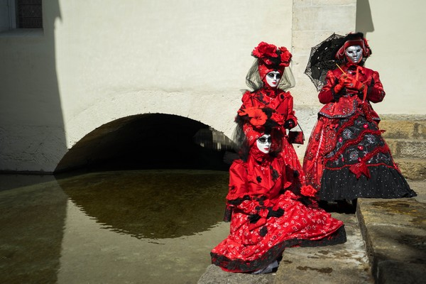 Joseph ESSEUL - Carnaval Vénitien Annecy 2017 - 00034