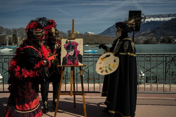 Joseph ESSEUL - Carnaval Vénitien Annecy 2017 - 00037