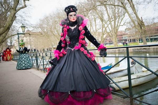Joseph ESSEUL - Carnaval Vénitien Annecy 2017 - 00040