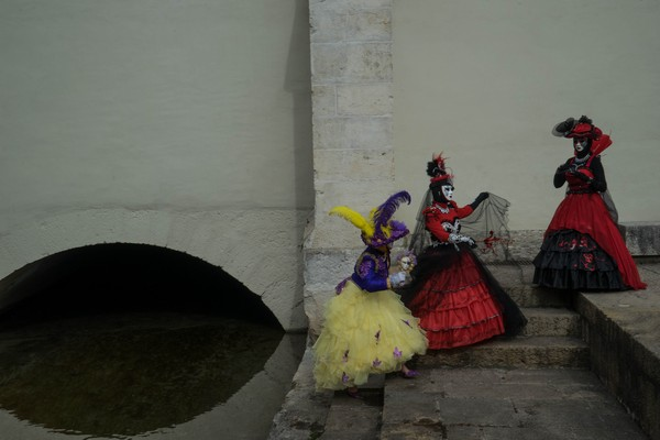 Joseph ESSEUL - Carnaval Vénitien Annecy 2017 - 00042