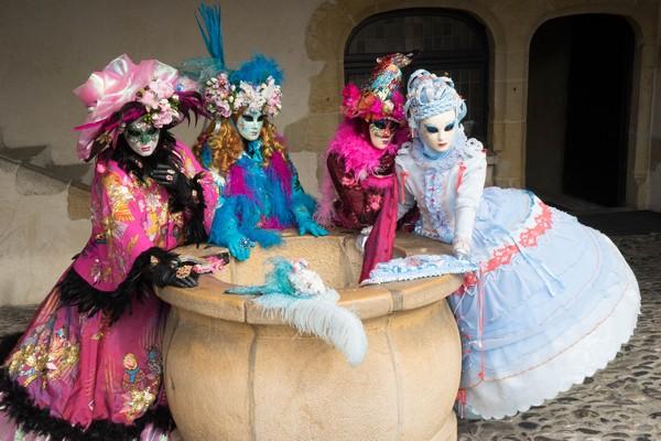 Joseph ESSEUL - Carnaval Vénitien Annecy 2017 - 00043