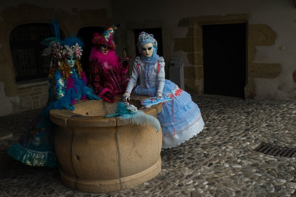 Joseph ESSEUL - Carnaval Vénitien Annecy 2017 - 00046