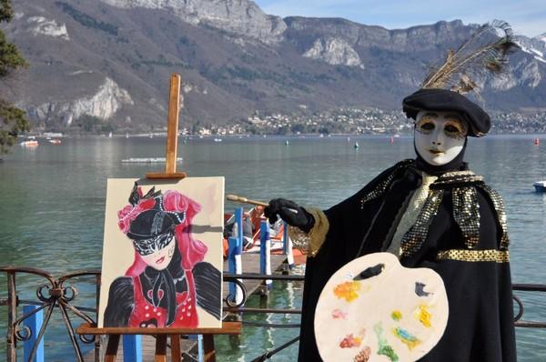 Michel LEFFONDRE - Carnaval Vénitien Annecy 2017 - 00020