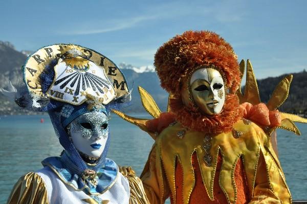 Michel LEFFONDRE - Carnaval Vénitien Annecy 2017 - 00029