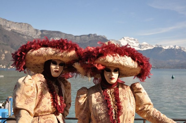 Michel LEFFONDRE - Carnaval Vénitien Annecy 2017 - 00032