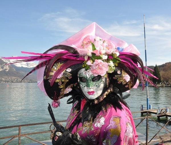 Michel LEFFONDRE - Carnaval Vénitien Annecy 2017 - 00038