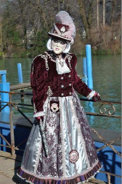 Michel LEFFONDRE - Carnaval Vénitien Annecy 2017 - 00040