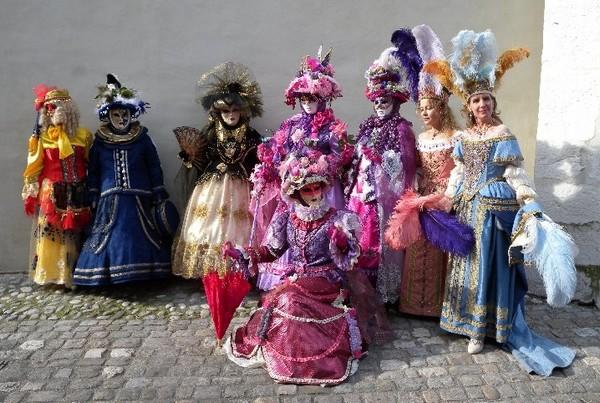 Michel LEFFONDRE - Carnaval Vénitien Annecy 2017 - 00042