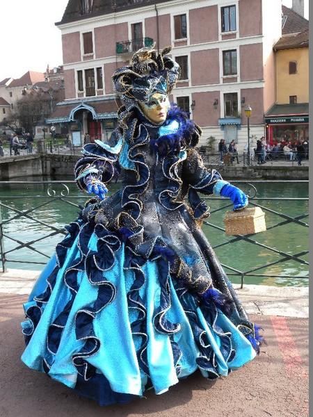 Michel LEFFONDRE - Carnaval Vénitien Annecy 2017 - 00046