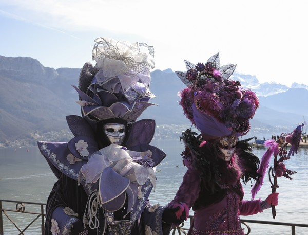 Michel RAYOT - Carnaval Vénitien Annecy 2017 - 00005