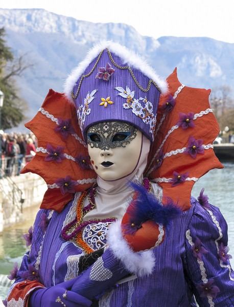 Michel RAYOT - Carnaval Vénitien Annecy 2017 - 00013
