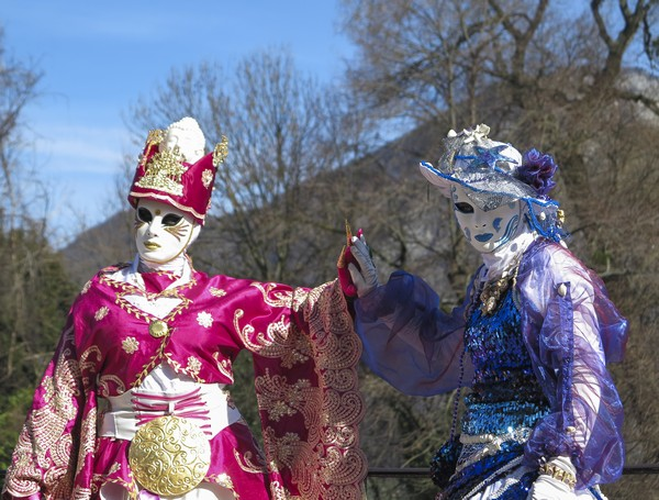 Michel RAYOT - Carnaval Vénitien Annecy 2017 - 00031