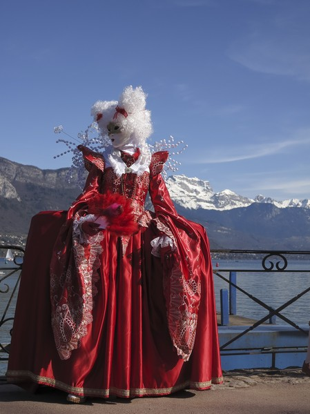 Michel RAYOT - Carnaval Vénitien Annecy 2017 - 00042