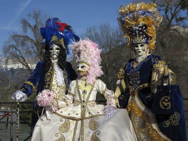 Michel RAYOT - Carnaval Vénitien Annecy 2017 - 00050