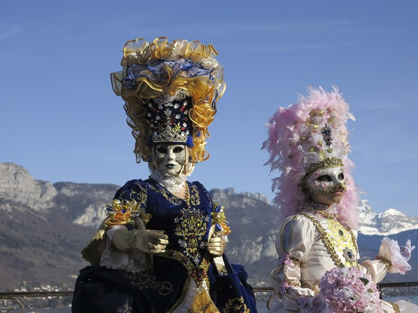 Michel RAYOT - Carnaval Vénitien Annecy 2017 - 00051