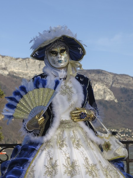 Michel RAYOT - Carnaval Vénitien Annecy 2017 - 00059