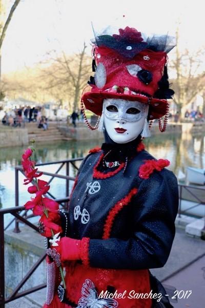 Michel SANCHEZ - Carnaval Vénitien Annecy 2017 - 00002