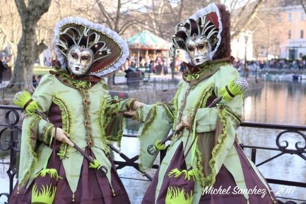 Michel SANCHEZ - Carnaval Vénitien Annecy 2017 - 00003