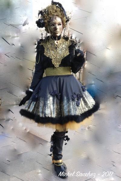 Michel SANCHEZ - Carnaval Vénitien Annecy 2017 - 00005