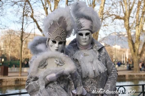 Michel SANCHEZ - Carnaval Vénitien Annecy 2017 - 00006
