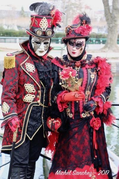 Michel SANCHEZ - Carnaval Vénitien Annecy 2017 - 00014