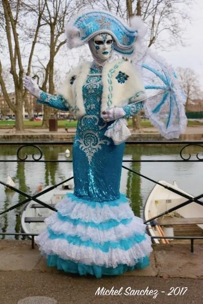 Michel SANCHEZ - Carnaval Vénitien Annecy 2017 - 00015