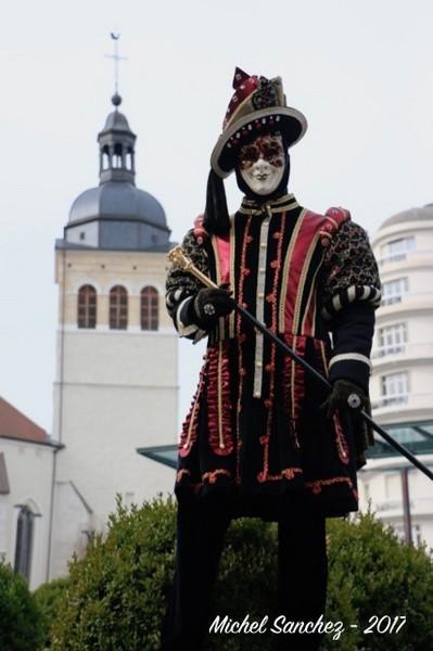 Michel SANCHEZ - Carnaval Vénitien Annecy 2017 - 00018