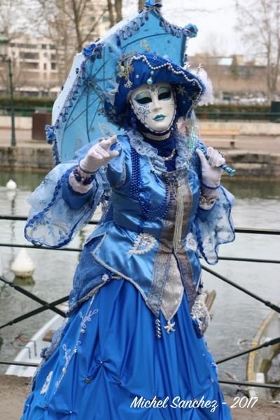 Michel SANCHEZ - Carnaval Vénitien Annecy 2017 - 00026