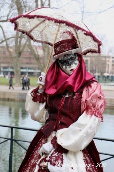 Michel SANCHEZ - Carnaval Vénitien Annecy 2017 - 00027
