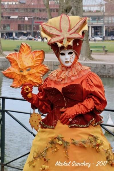 Michel SANCHEZ - Carnaval Vénitien Annecy 2017 - 00029
