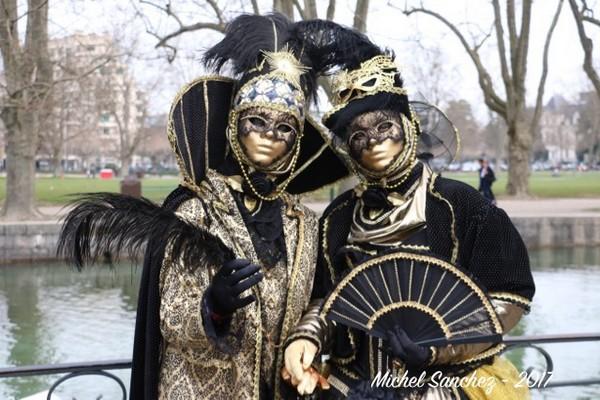 Michel SANCHEZ - Carnaval Vénitien Annecy 2017 - 00031