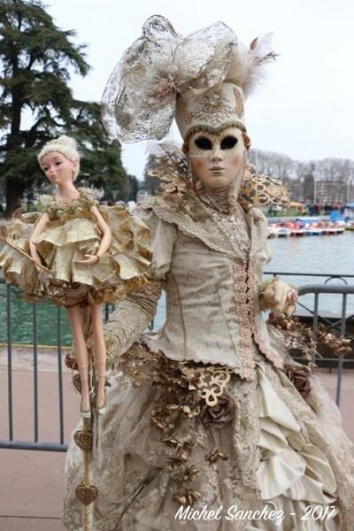 Michel SANCHEZ - Carnaval Vénitien Annecy 2017 - 00033