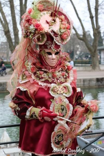 Michel SANCHEZ - Carnaval Vénitien Annecy 2017 - 00035
