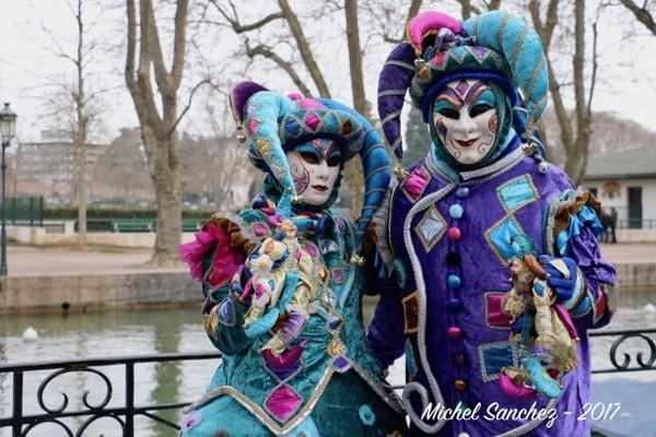 Michel SANCHEZ - Carnaval Vénitien Annecy 2017 - 00037