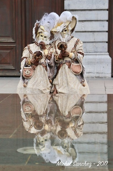 Michel SANCHEZ - Carnaval Vénitien Annecy 2017 - 00041