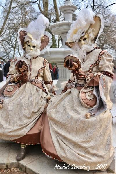 Michel SANCHEZ - Carnaval Vénitien Annecy 2017 - 00044