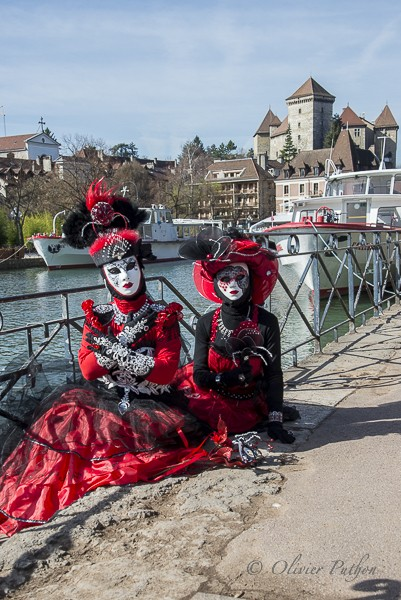 Olivier PUTHON - Carnaval Vénitien Annecy 2017 - 00007