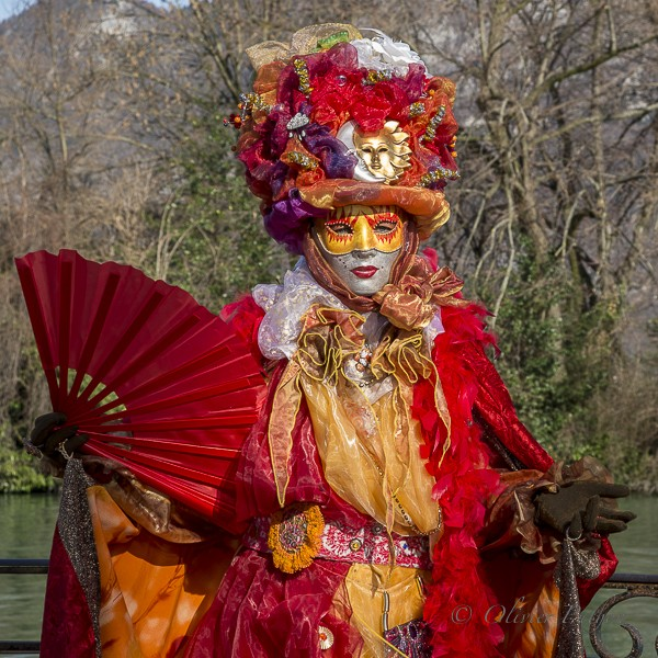 Olivier PUTHON - Carnaval Vénitien Annecy 2017 - 00022