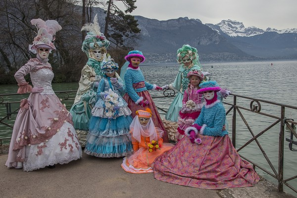 Olivier PUTHON - Carnaval Vénitien Annecy 2017 - 00034
