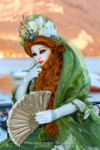 Pascal DECHAMBRE - Carnaval Vénitien Annecy 2017 - 00001