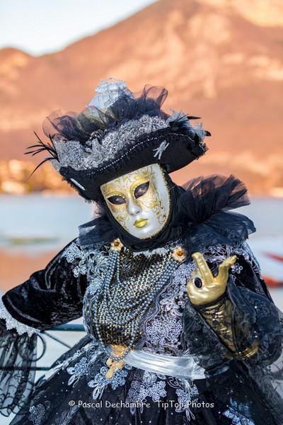 Pascal DECHAMBRE - Carnaval Vénitien Annecy 2017 - 00002